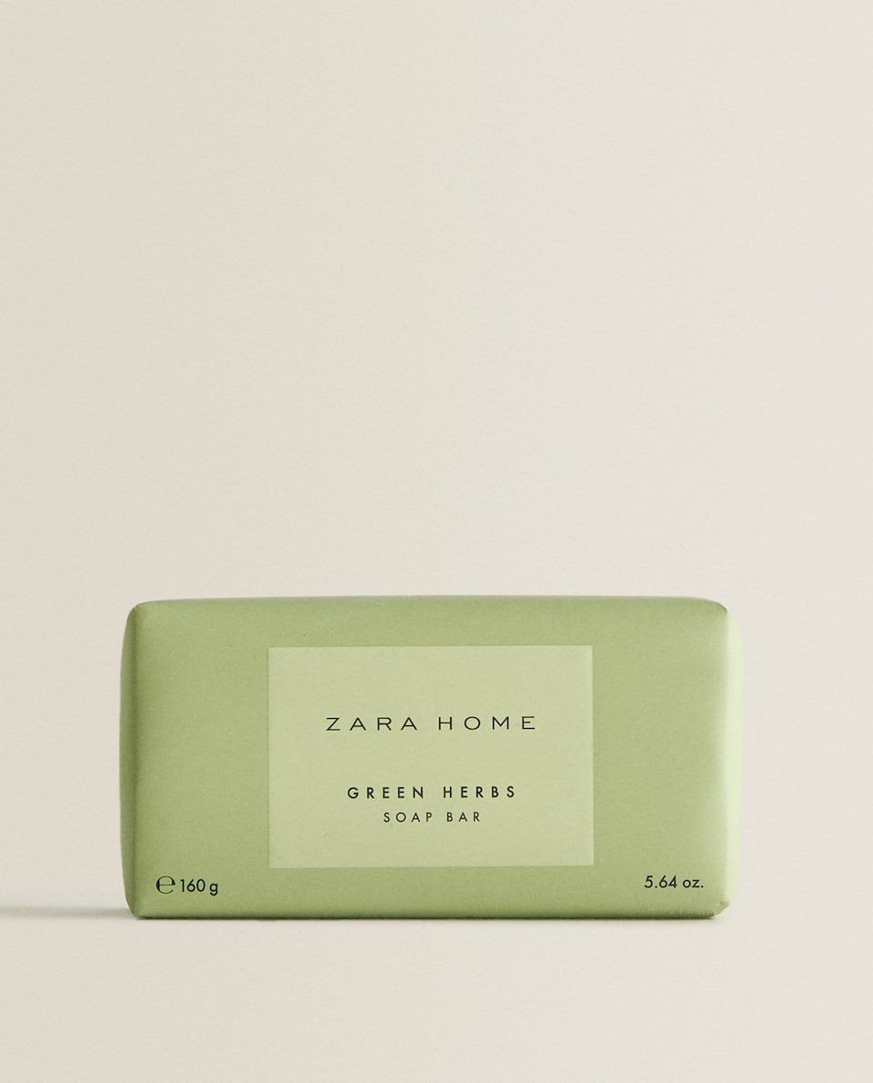 GREEN HERBS SOAP BAR
