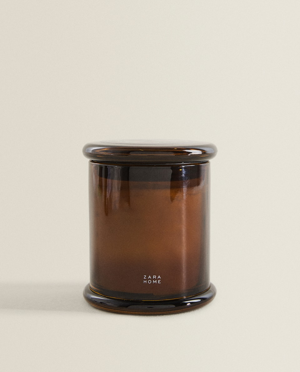 (350 G) POETIC MIND SCENTED CANDLE