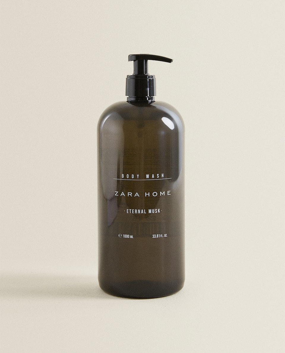 ETERNAL MUSK LIQUID BODY SOAP (1000 ML)