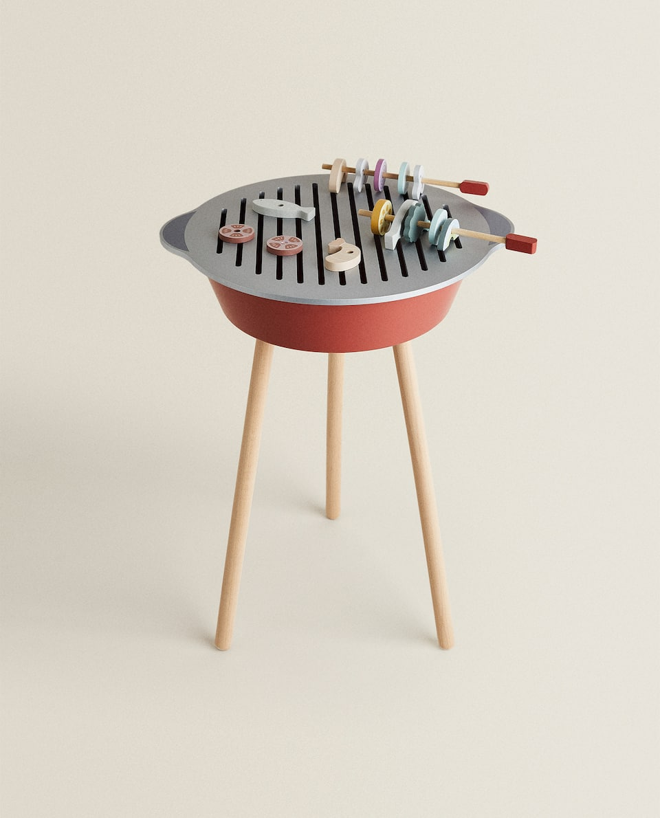TOY BARBECUE