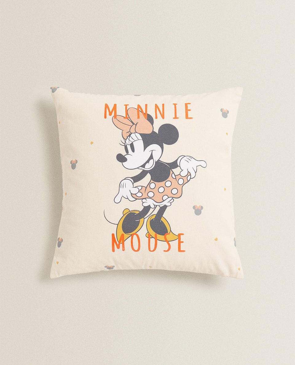 MINNIE MOUSE CUSHION COVER