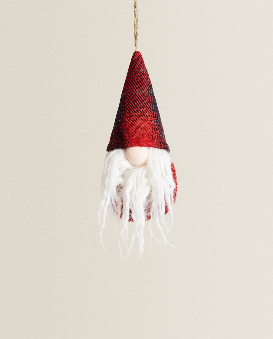 HANGING CHRISTMAS GNOME