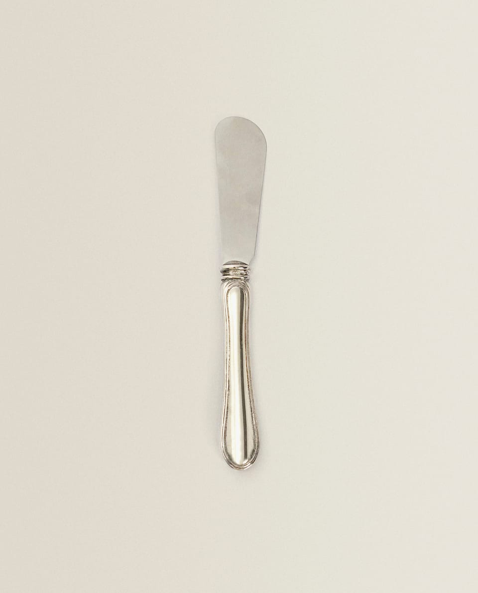 STEEL BUTTER KNIFE