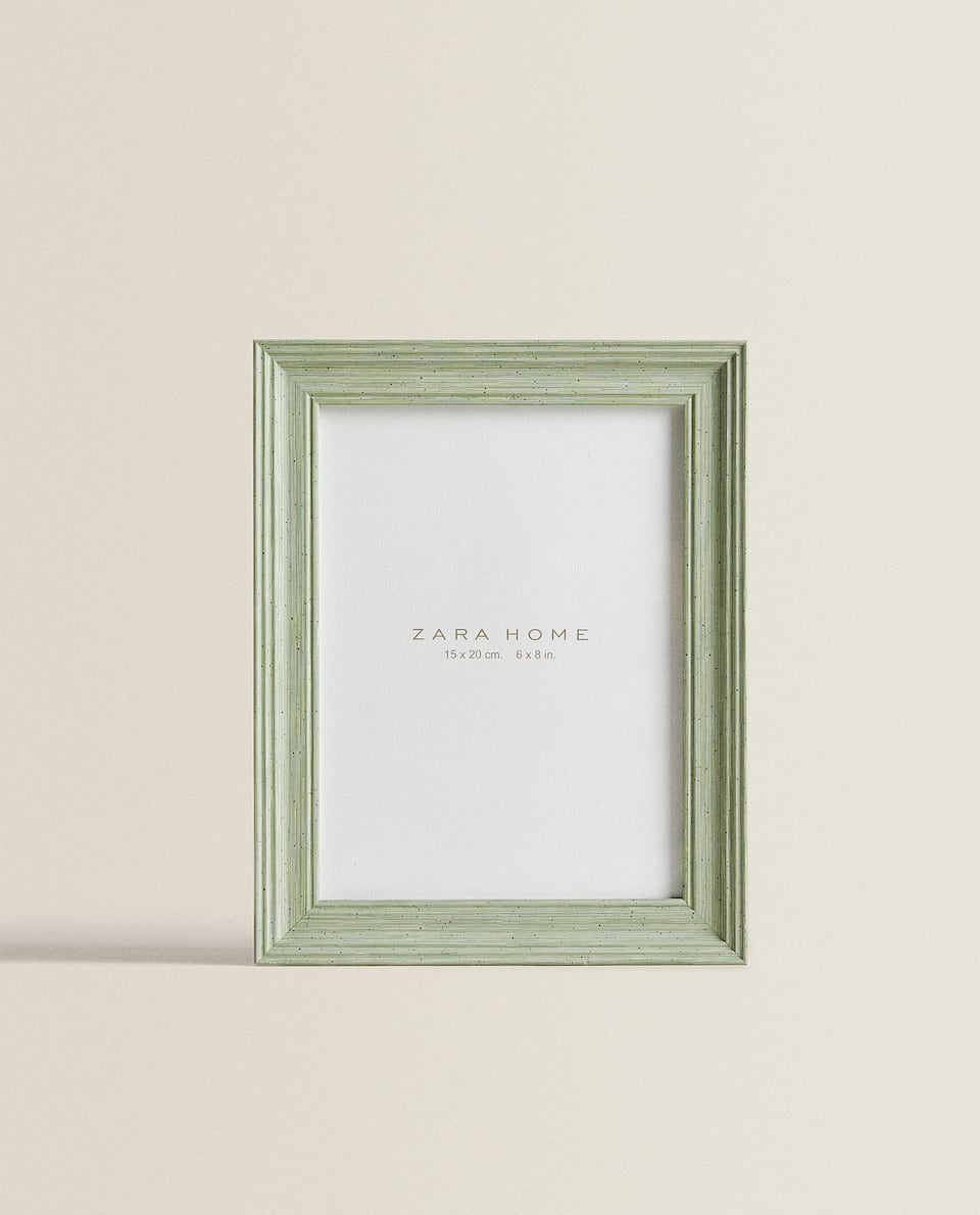 GREEN PHOTO FRAME