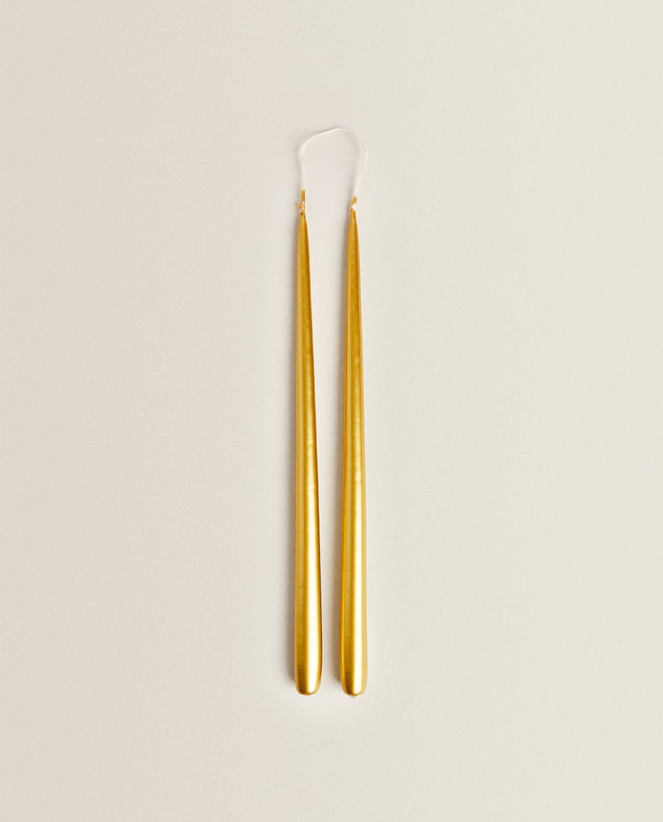LONG CANDLE (PACK OF 2)