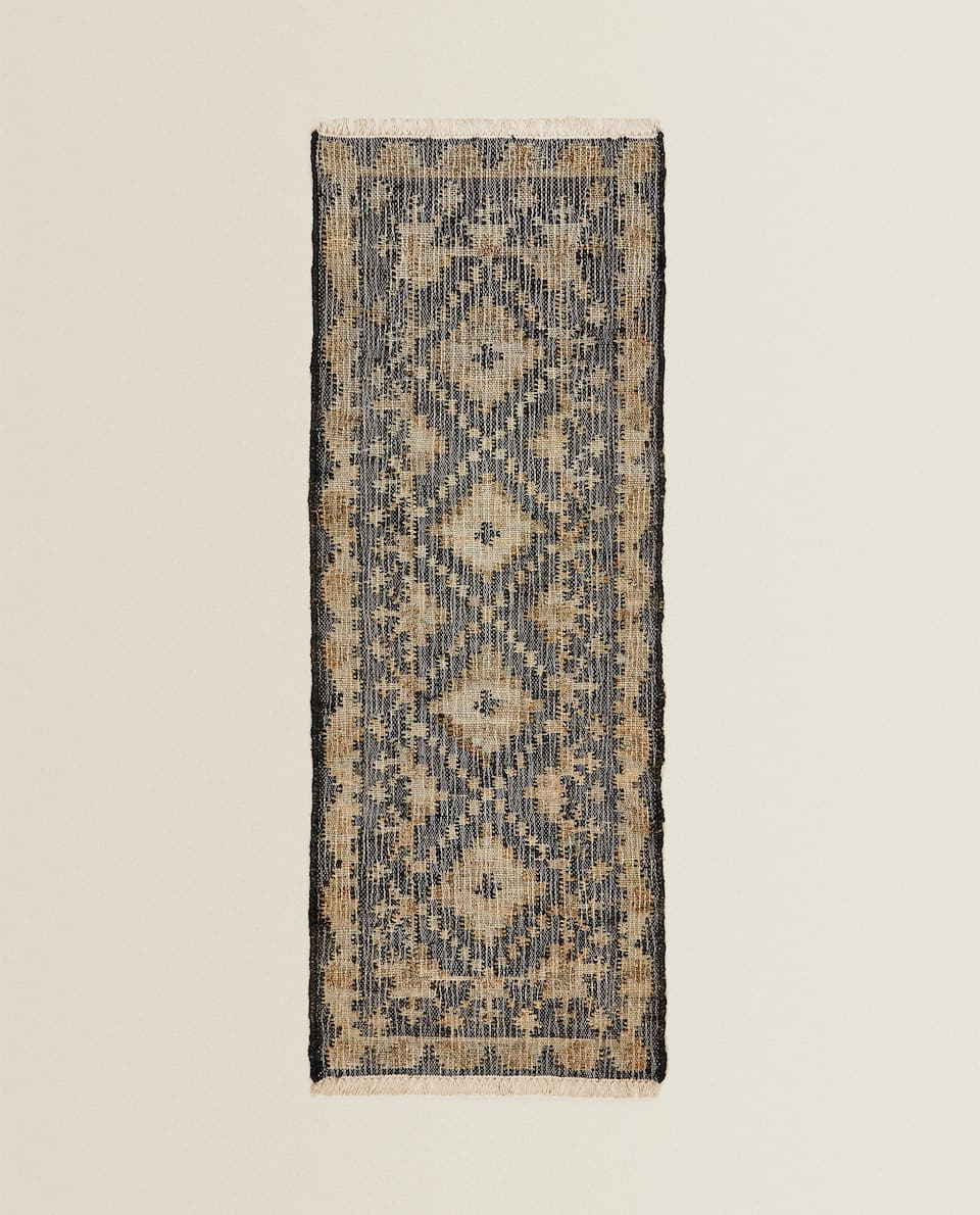 JUTE CARPET RUNNER