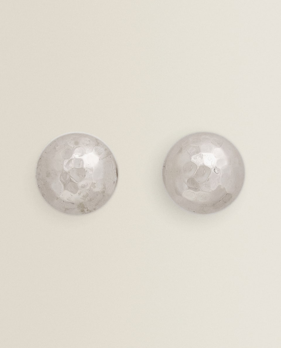 HAMMERED METAL DOOR KNOB (PACK OF 2)