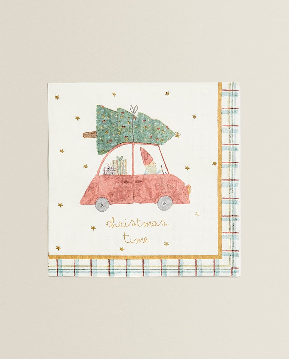 PAPER NAPKINS (SET OF 20)