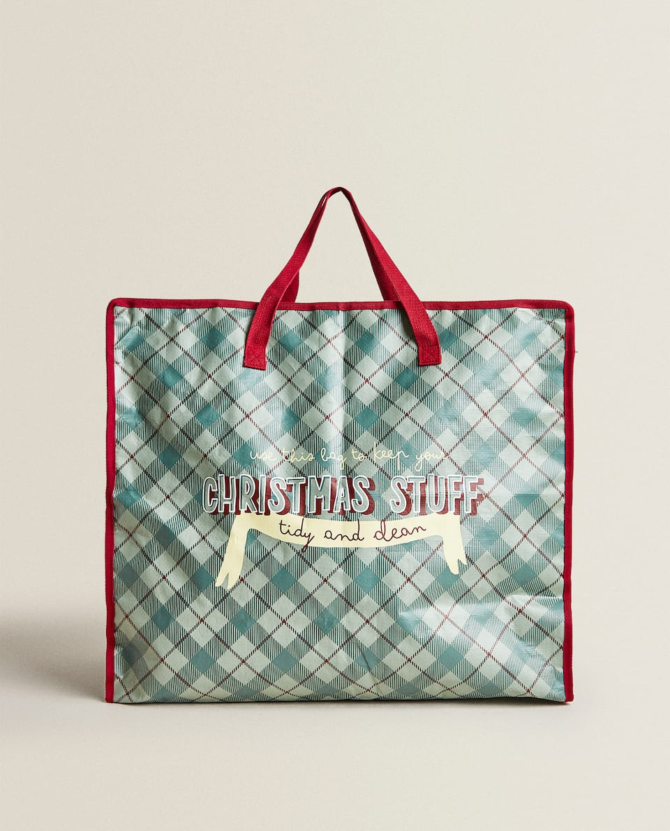 CHRISTMAS STUFF BAG