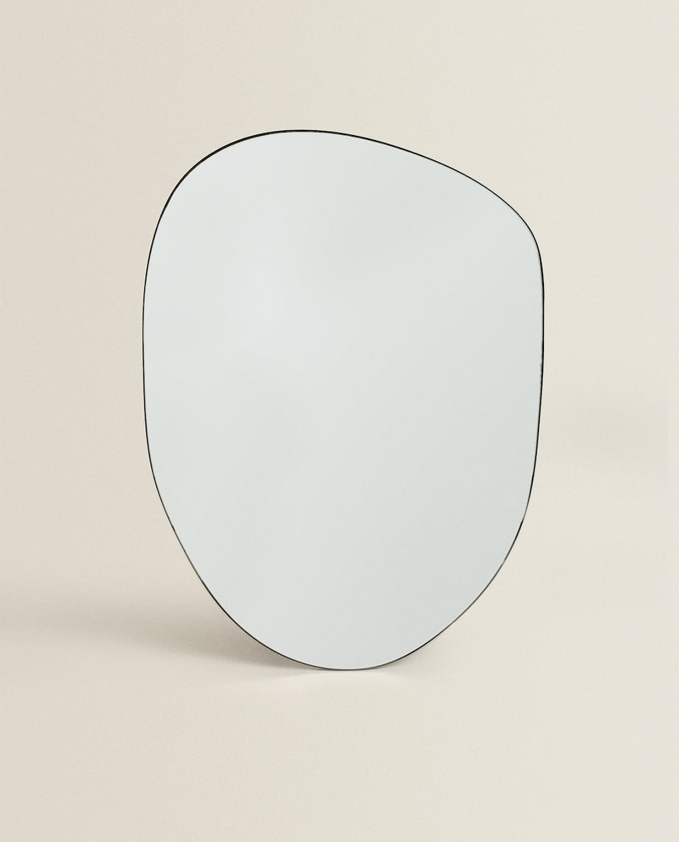 LARGE IRREGULAR MIRROR