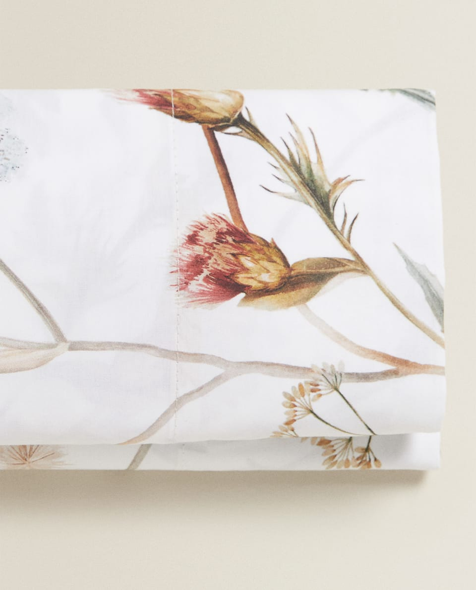 BOTANICAL FLAT SHEET