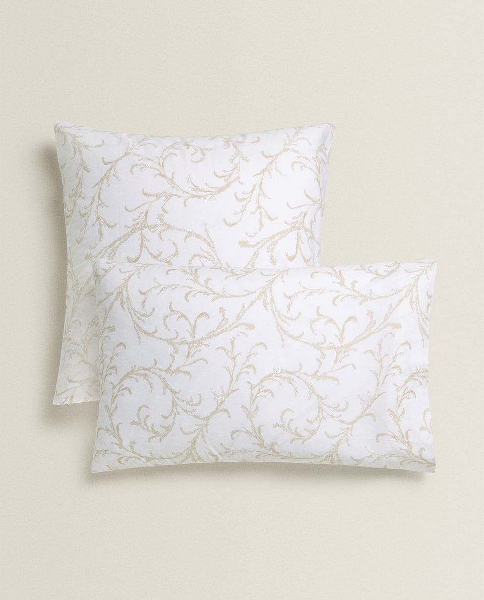 DECORATIVE PRINT PILLOWCASE