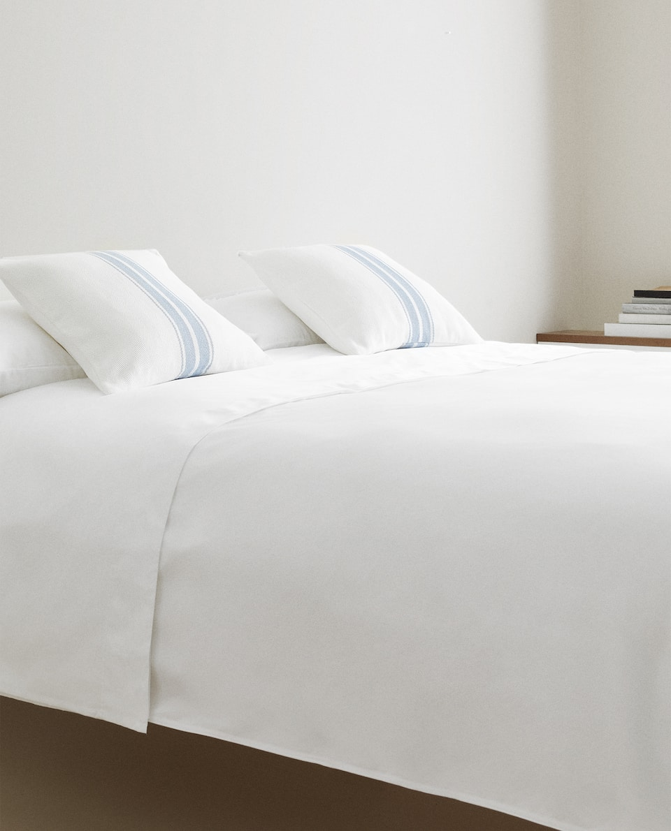 COTTON DUVET COVER (500 THREAD COUNT)