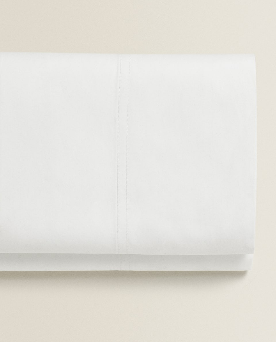 COTTON FLAT SHEET (500 THREAD COUNT)