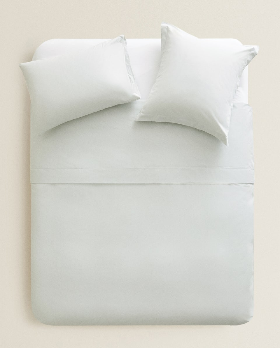 Percale Cotton Duvet Cover