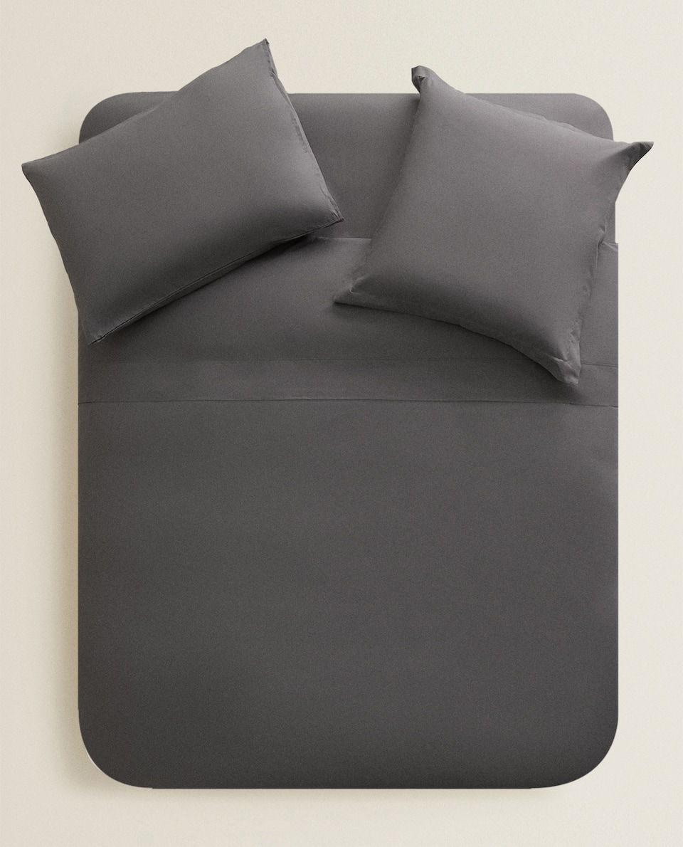 Percale Cotton Duvet Cover
