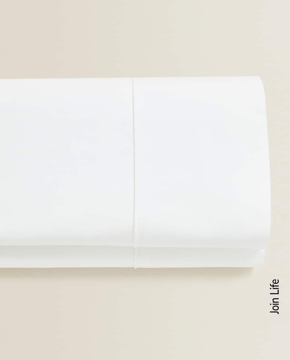 OBERLAKEN AUS BAUMWOLLPERKAL (FADENDICHTE 300)