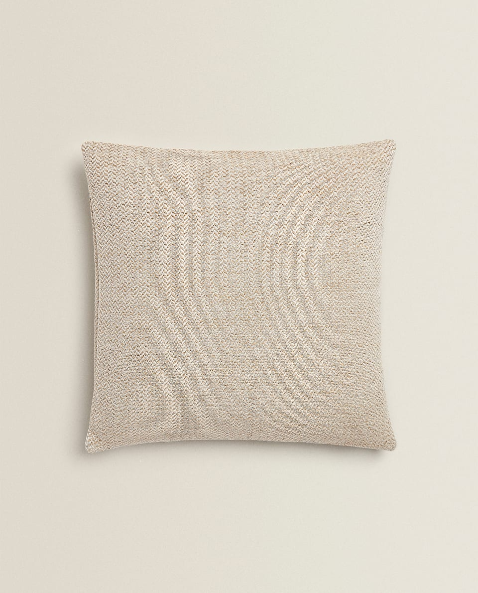 HERRINGBONE CUSHION COVER