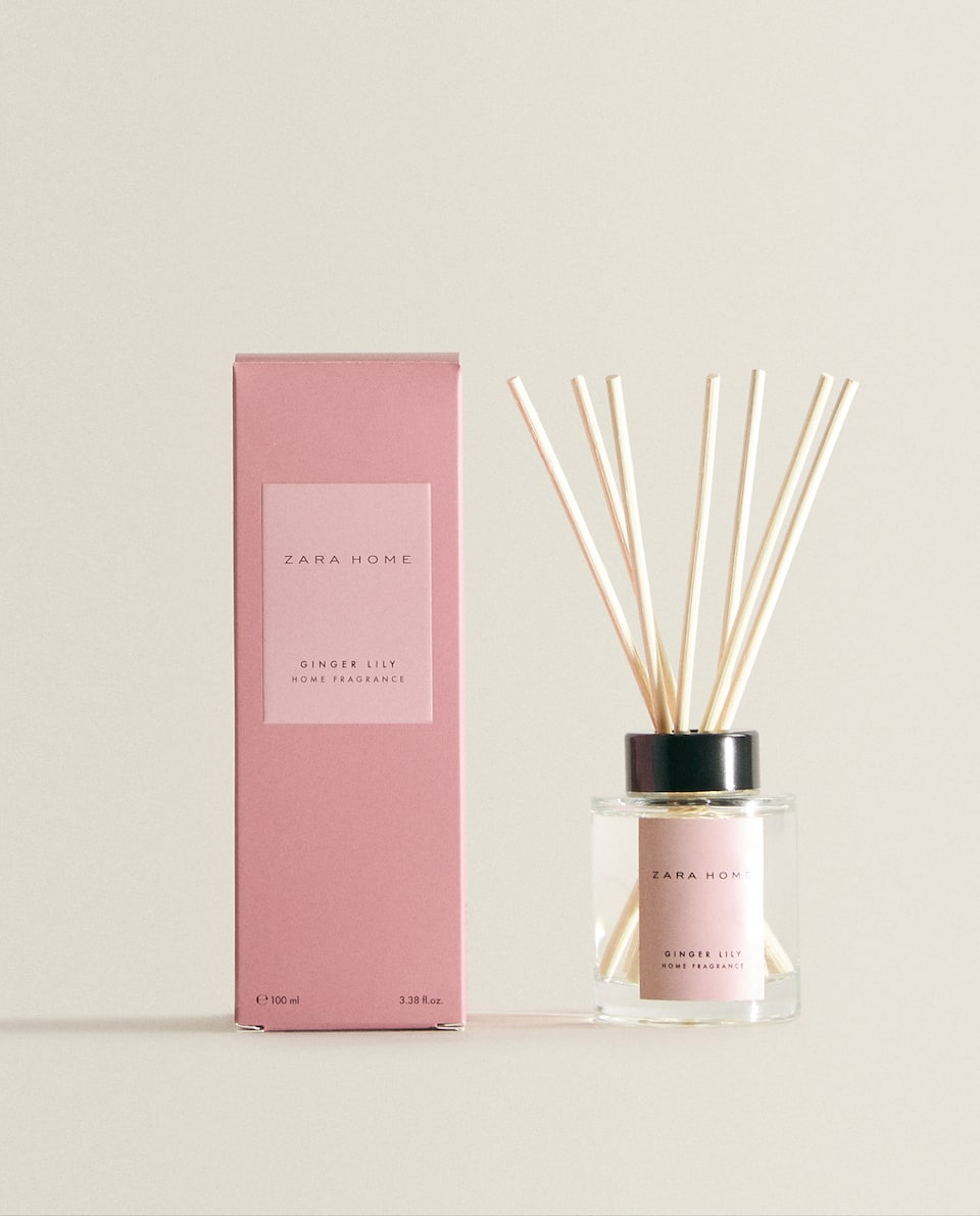 DIFFUSEUR EN STICKS GINGER LILY (100 ML)