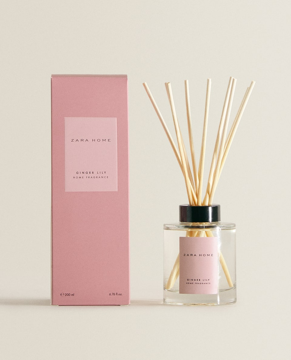 (200 ML) AMBIENTADOR EM STICKS GINGER LILY