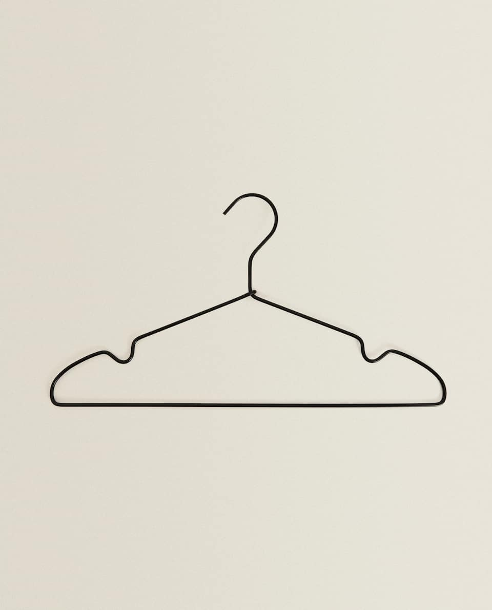 METAL HANGER (SET OF 5)