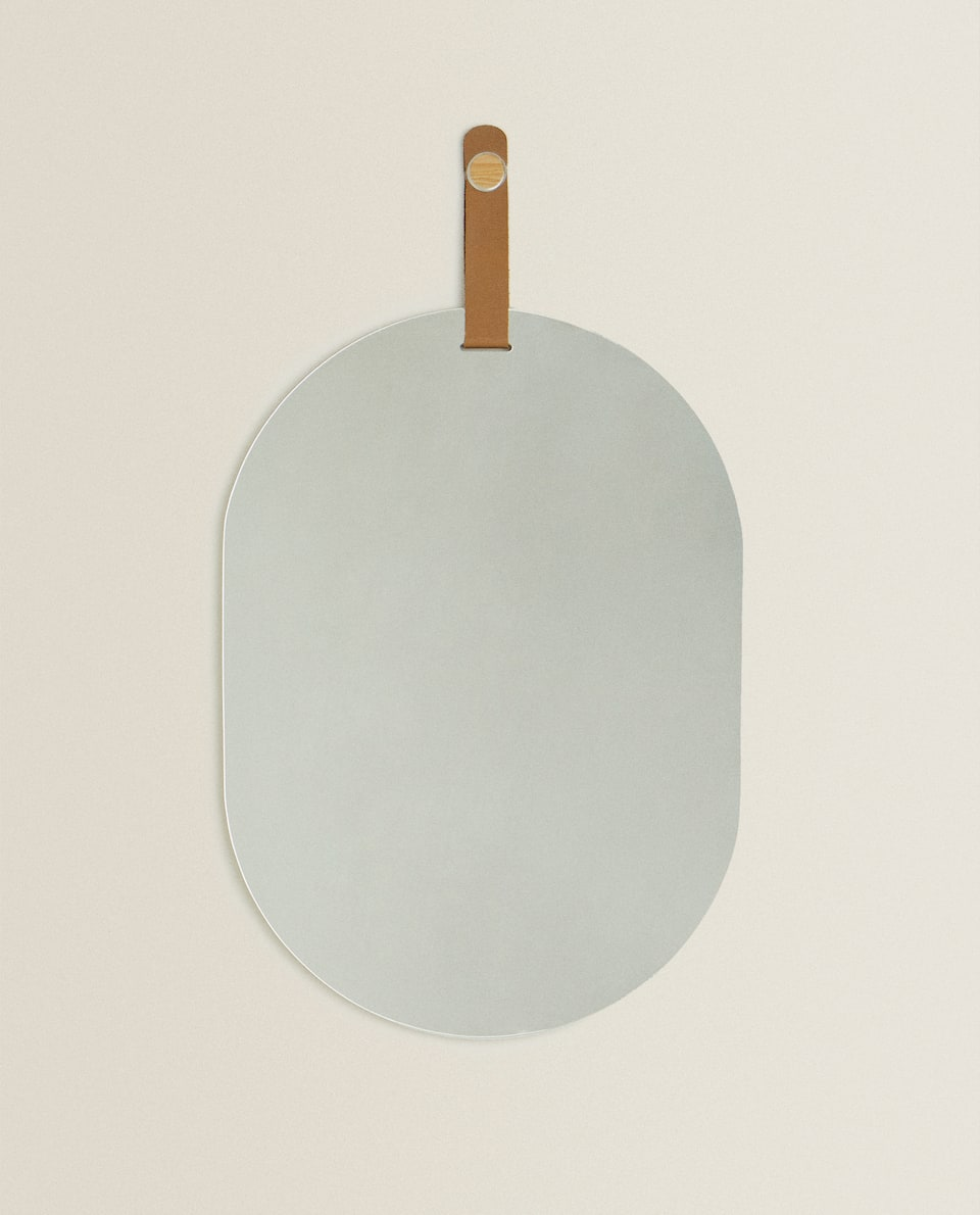 MIRROR WITH HANDLE