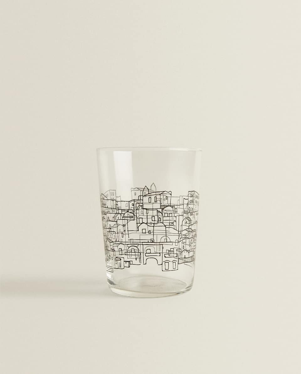 LITTLE HOUSE TRANSFER SOFT DRINK TUMBLER