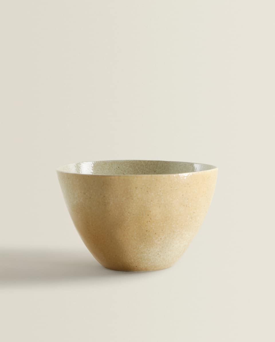 OMBRÉ TEXTURED BOWL