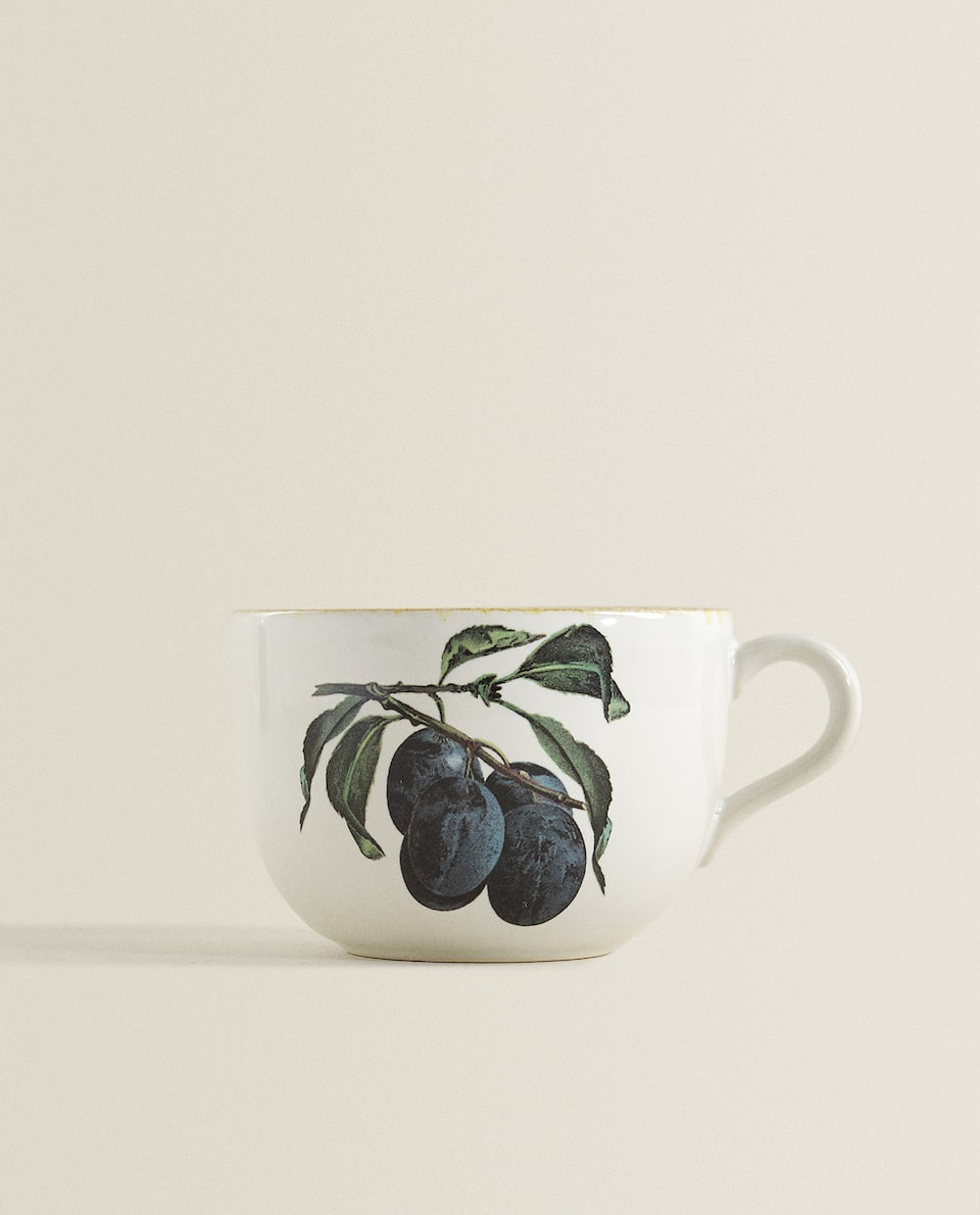 GRANDE TASSE FRUITS