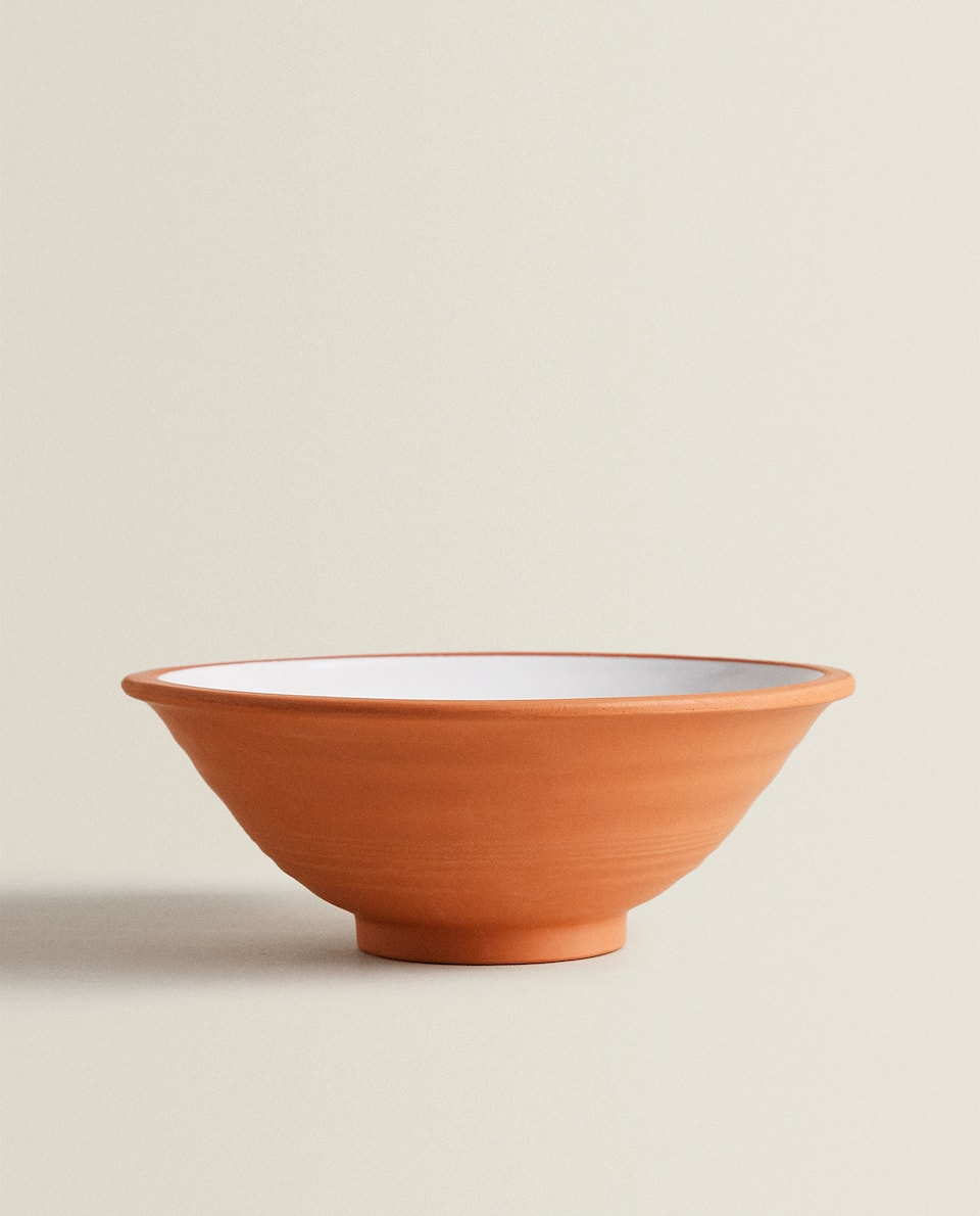 BOWL TERRACOTA
