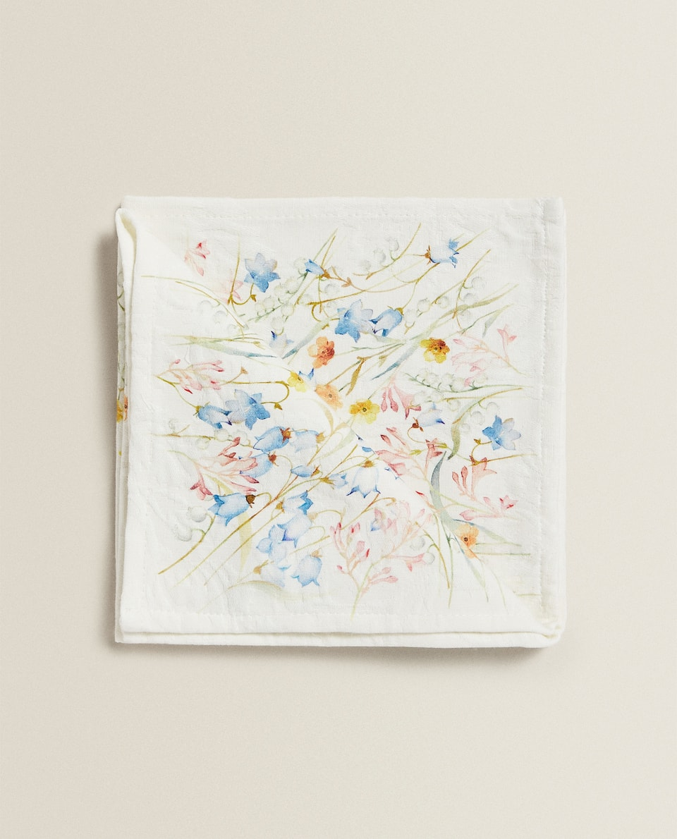 PRINTED NAPKINS (PACK OF 2)