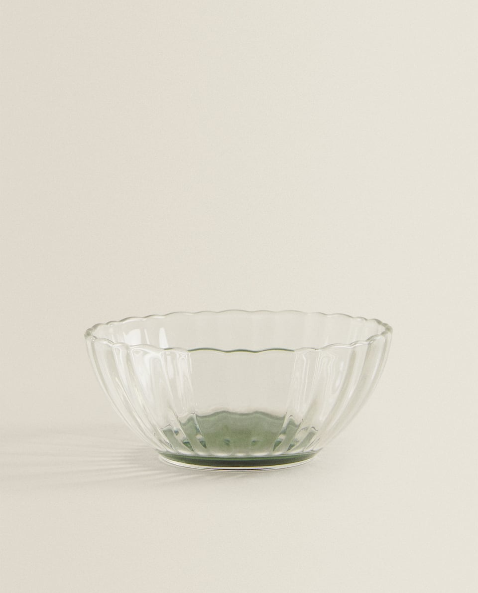 BOWL VIDRIO RELIEVE