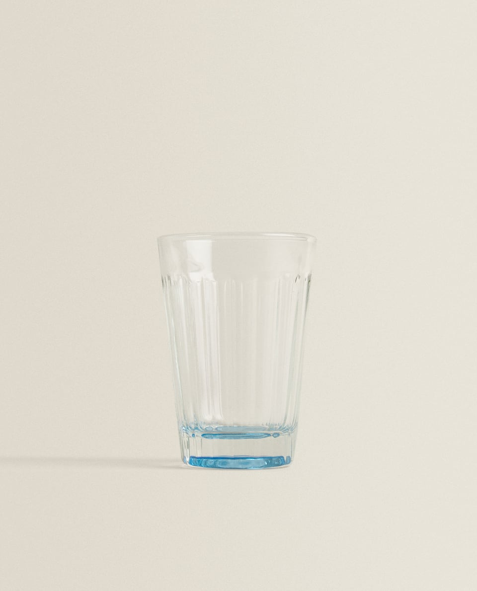 VASO VIDRIO RELIEVE