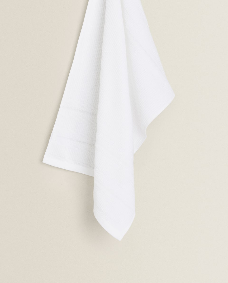 TERRYCLOTH TEA TOWEL (PACK OF 2)
