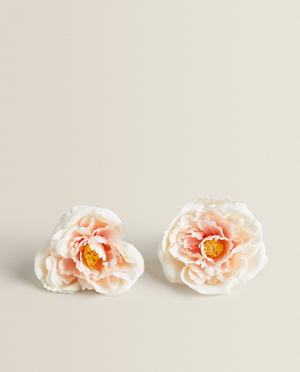 FLOWER NAPKIN RING (PACK OF 2)
