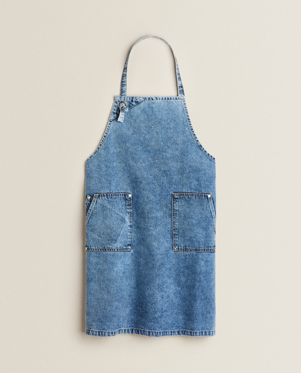TABLIER DENIM