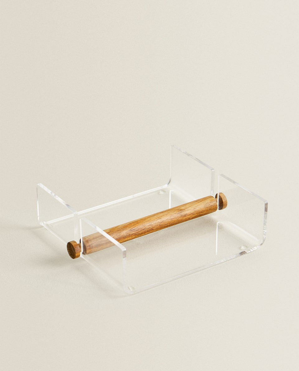 METHACRYLATE NAPKIN HOLDER