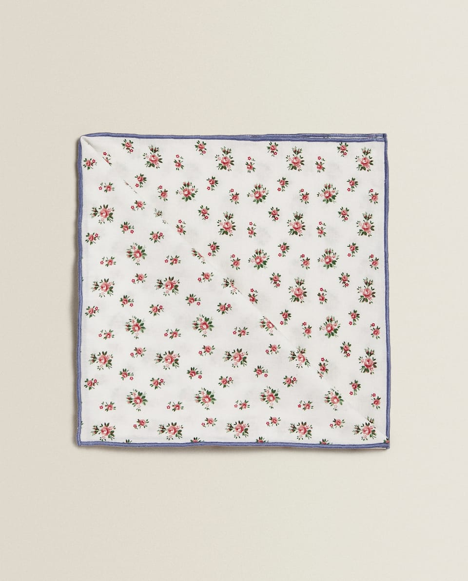 PRINTED NAPKIN (PACK OF 2)