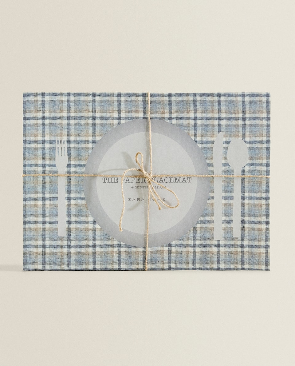 PAPER PLACEMAT (PACK OF 24)