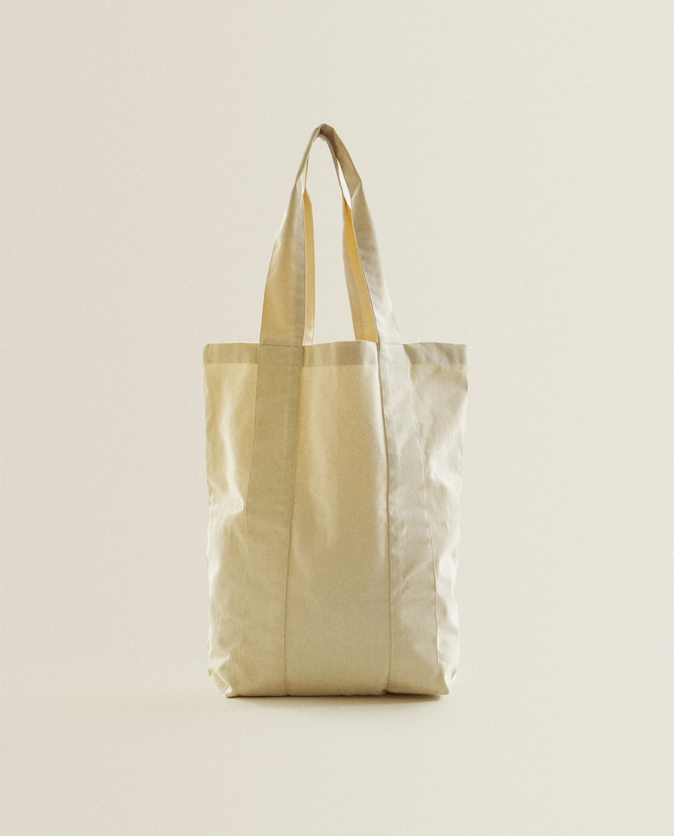 BOLSA SHOPPER CANVAS
