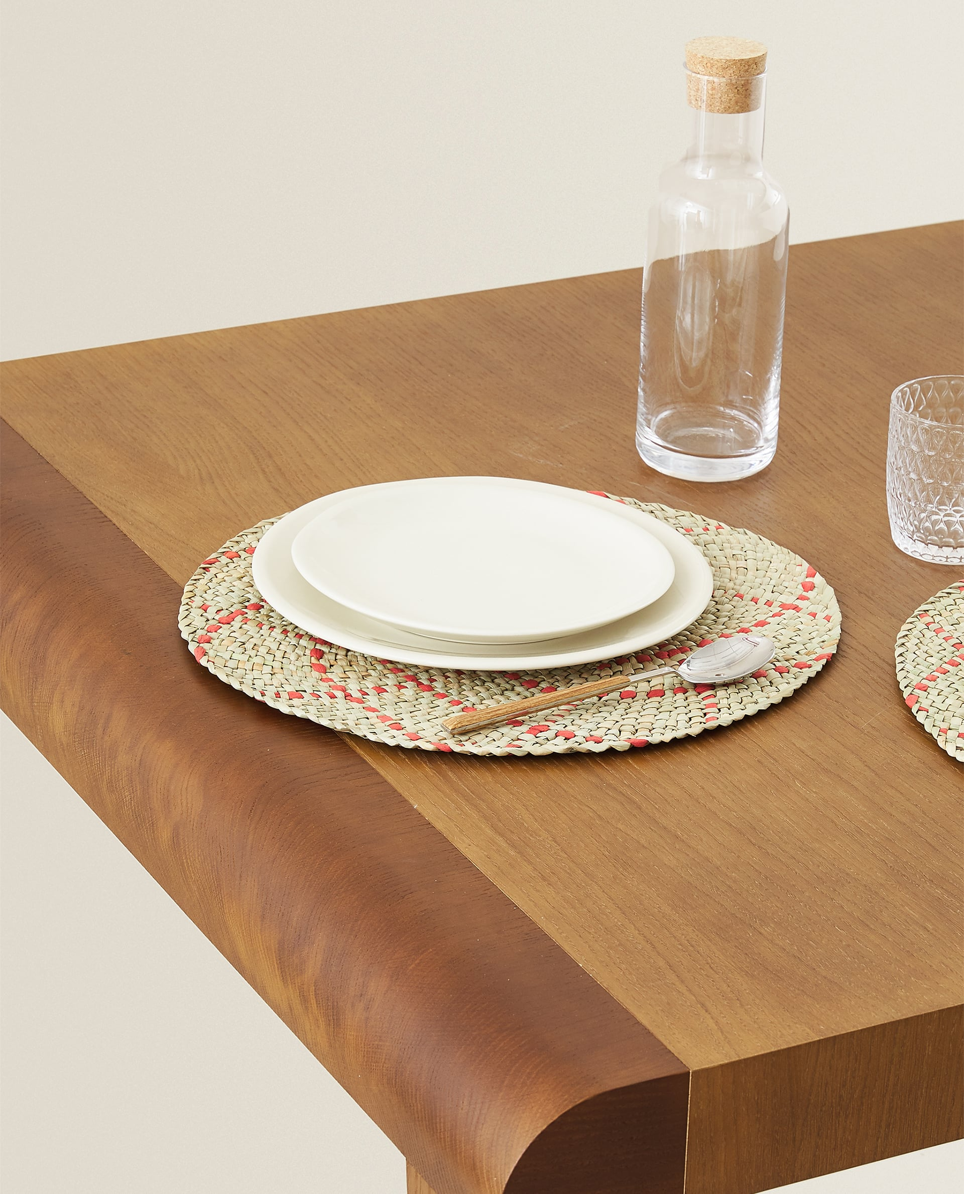 Round Braided Placemat Placemats