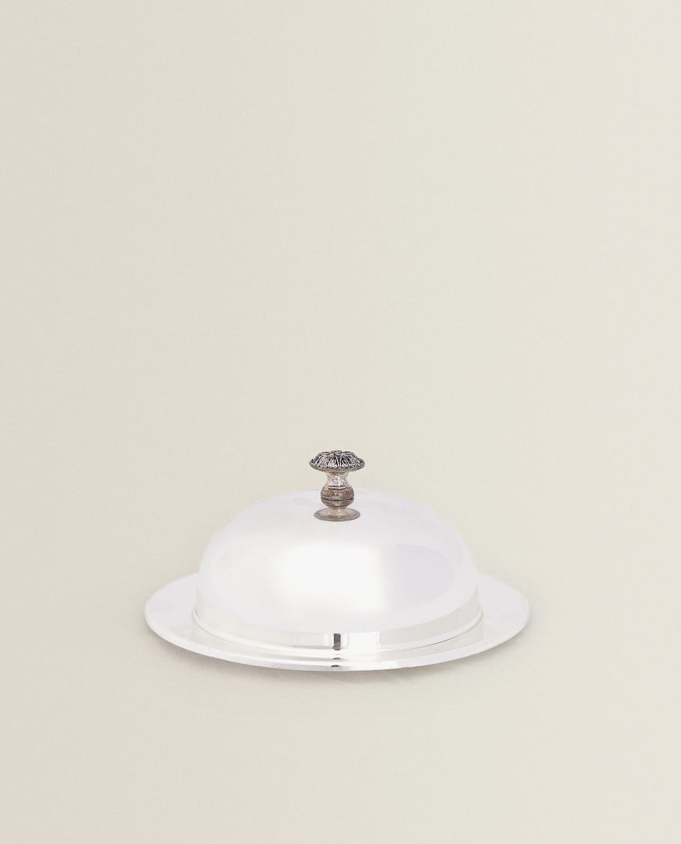 CLASSIC BUTTER DISH