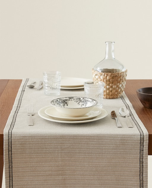 Rustic Table Runner See All