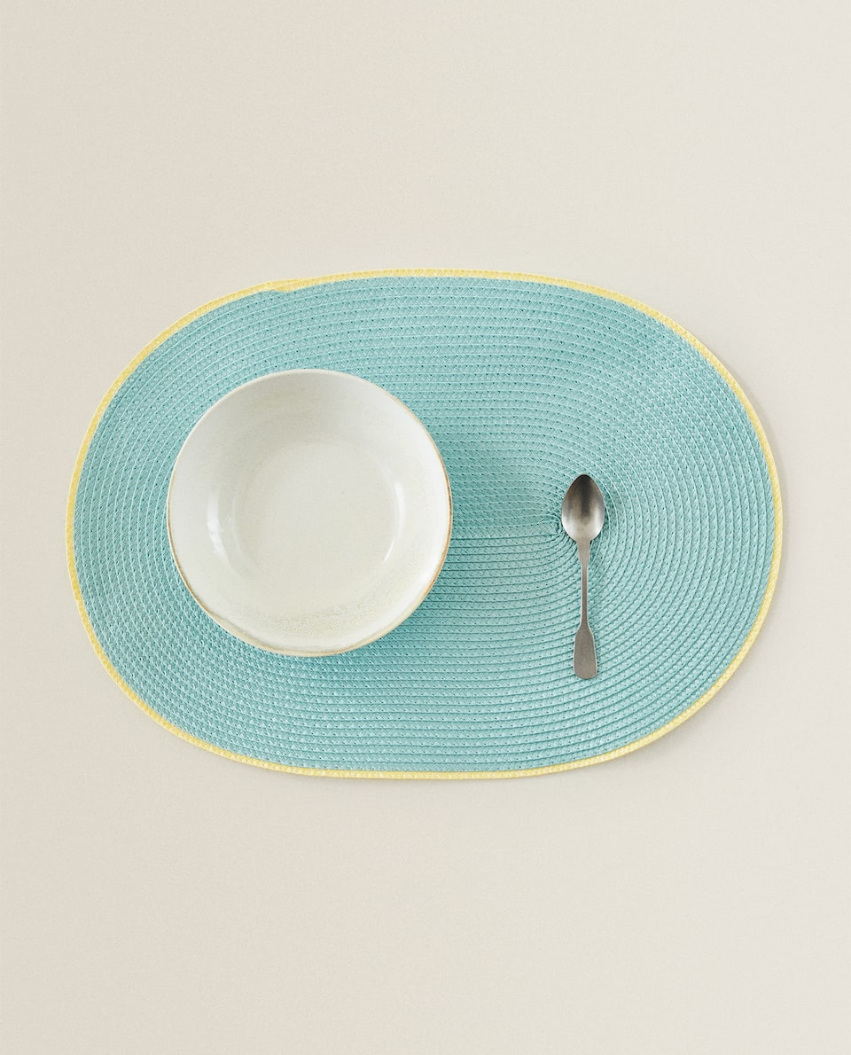 BRAIDED PLACEMAT