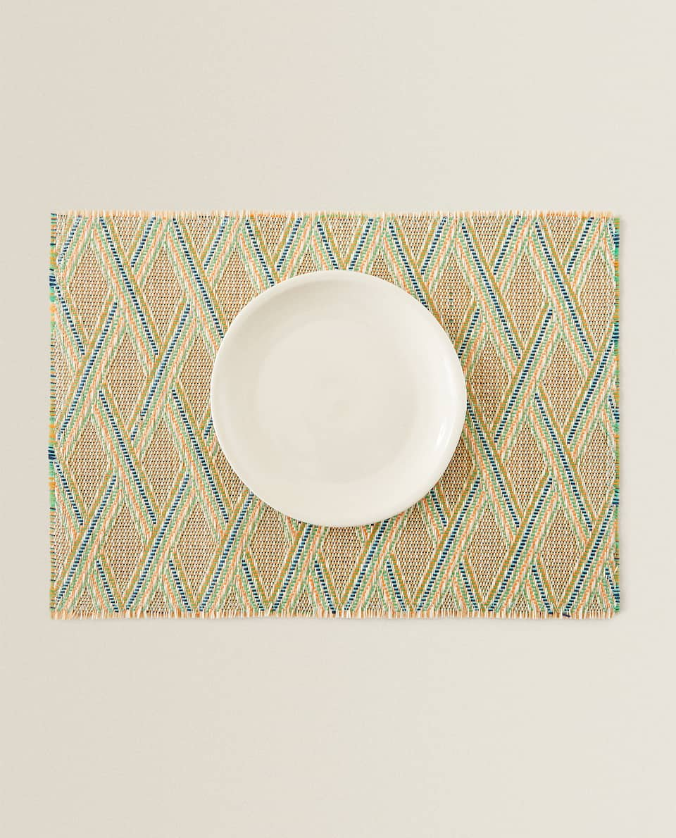 DIAMOND PLACEMAT (PACK OF 2)