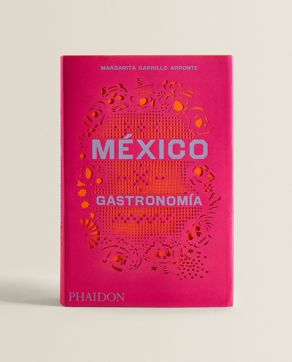 MEXICAN COOKBOOK BY PHAIDON