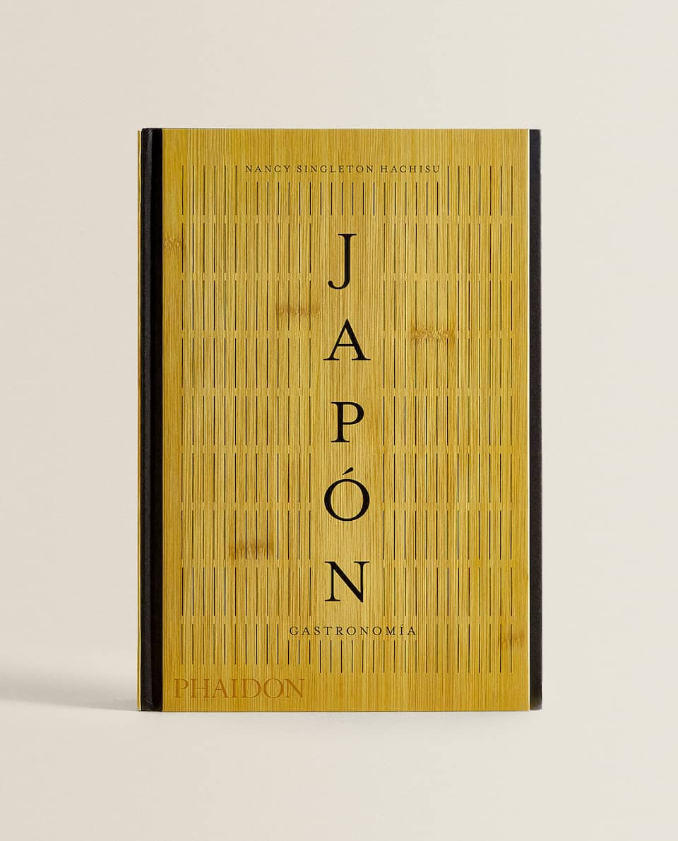 JAPANESE COOKBOOK BY PHAIDON