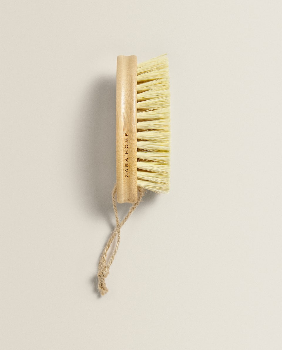 BAMBOO BRUSH FOR FOOD