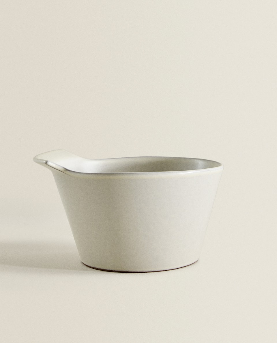 MEDIUM TERRACOTTA MIXING BOWL