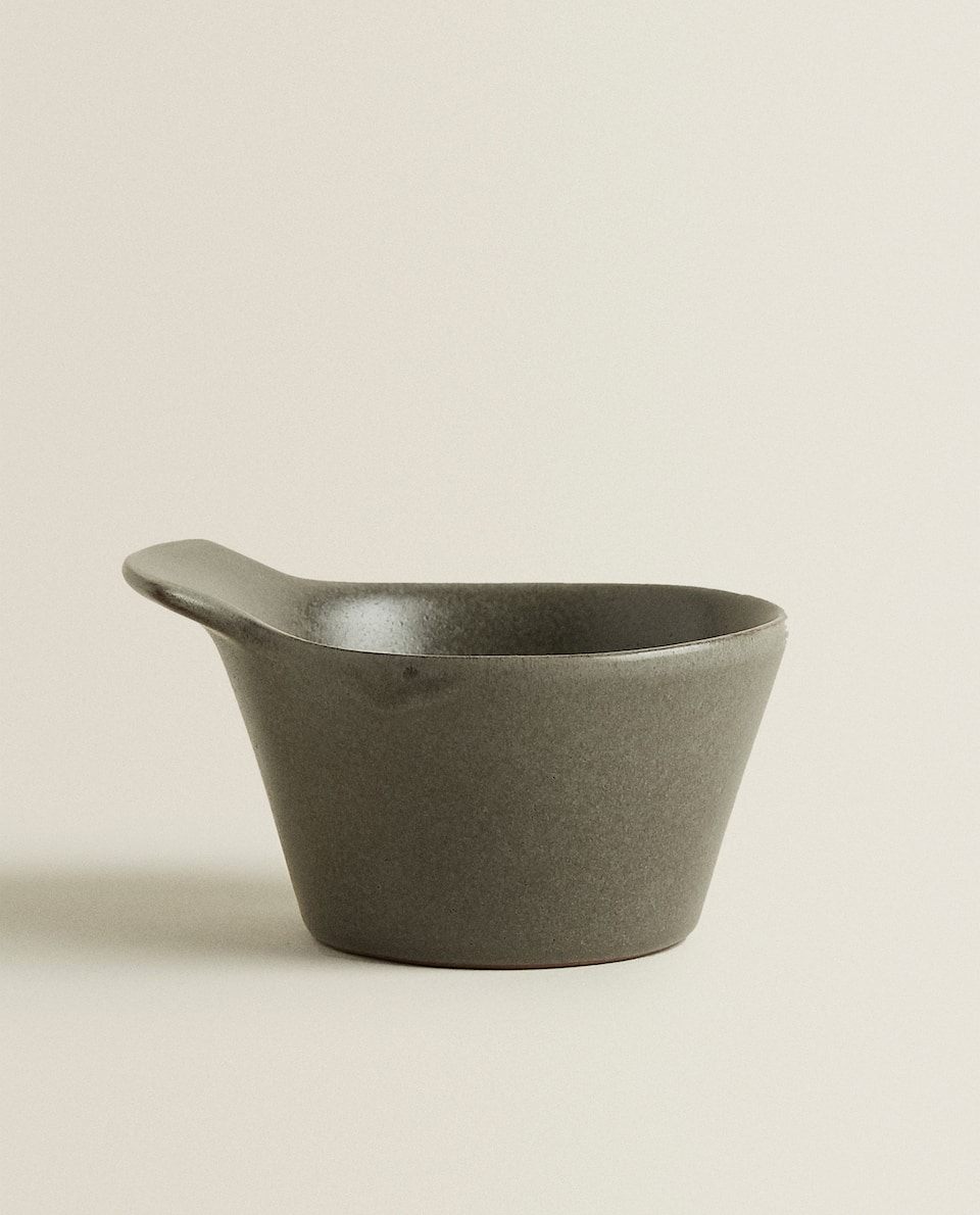 SMALL TERRACOTTA MIXING BOWL